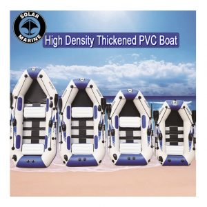 3 layer PVC Material Inflatable Fishing Boats